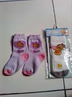 Kaos kaki anak 1-3 th