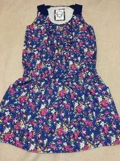 Salad Floral Dress