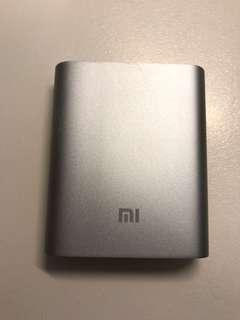 小米行動電源 power bank portable battery