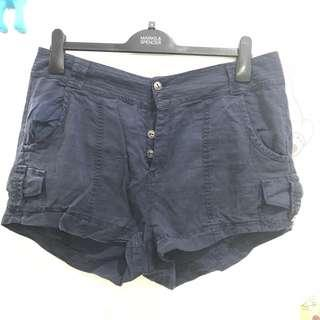 Cotton on basic short