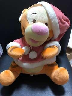brand new with tag disney baby tigger christmas edition soft toys