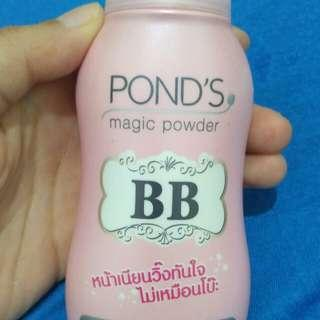 PONDS BB MAGIC POWDER