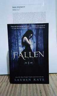 Fallen Lauren Kate Book Books