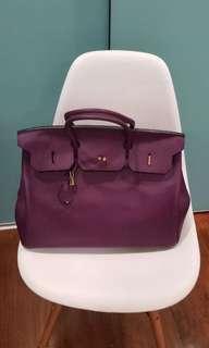 hermes purple birkin