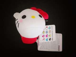 Hello Kitty keychain plush