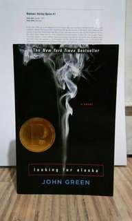 Looking For Alaska John Green book books