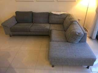Free - 4 seater b concept couch