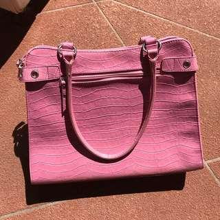 Amorni Pink Handbag