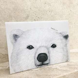 🚚 北極熊筆記本-B5