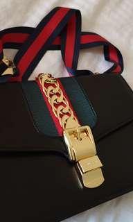 Gucci Sylvie Small Shoulder Bag - REPLICA (NEGOTIABLE)