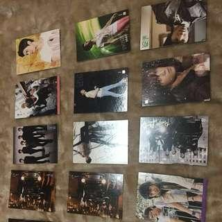 TVXQ Star Collection Part 2 (PRICE REDUCED)