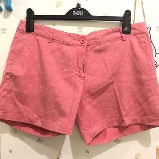 Jangkar pink short pants BKK