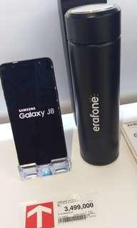 Samsung galaxy J8 bisa cicilan proses 3 menit