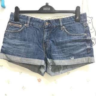 Jeans BKK short pants