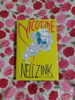 Nicotine by Nell Zink