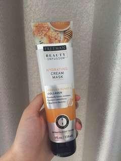 Freeman Beauty Infusion Hydrating Manuka Honey & Collagen Cream Mask