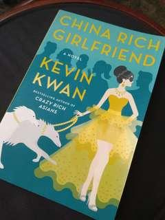 China Rich Girlfriend Kevin Kwan
