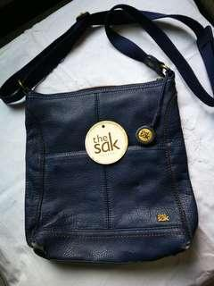Blue body bag - The Sak