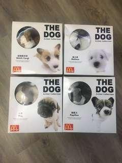 麥當勞THE DOG artist collection