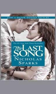 EBOOK the last song by nicholas sparks