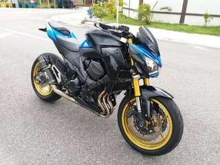 Sambung Bayar Kawasaki z800 ABS