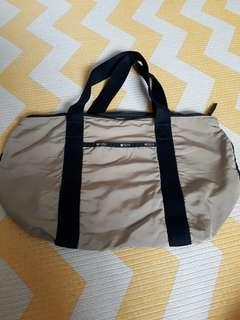 Preloved lesportsac on the go tote