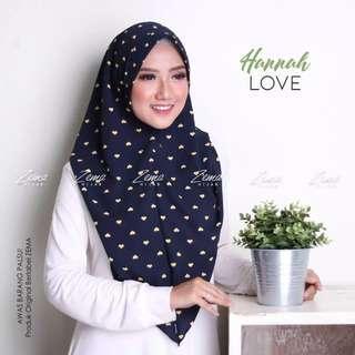 Zema hijab hannah love