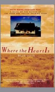 EBOOK where the heart is by billie letts
