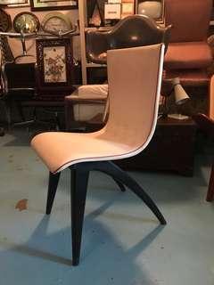 1950s Swing dinning chair GJ VAN Os Holland
