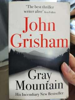 🚚 Gray Mountain by John Grisham