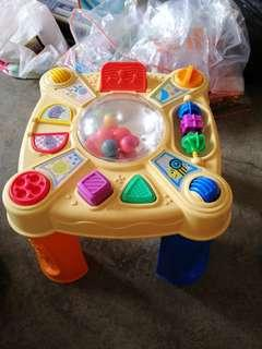 Fisher Price musical table #TOYS50