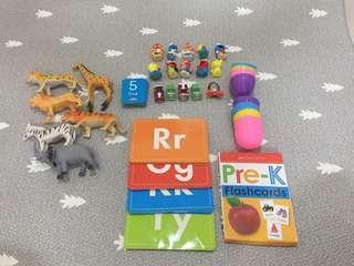 Sets mainan anak