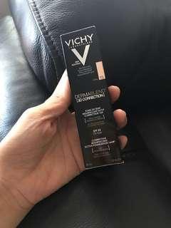 Vichy DermaBlend 3D correction foundation 高效無瑕修正粉底