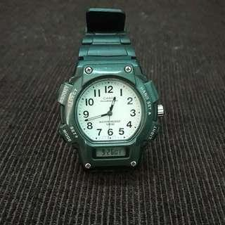 Jam tangan casio aq150w