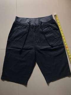 免費黑色短褲(M)