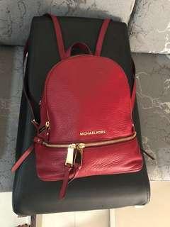🚚 Michael Kors Rhea Backpack