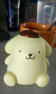 Pudding Dog Coin bank