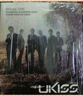 U-Kiss Breaktime Album
