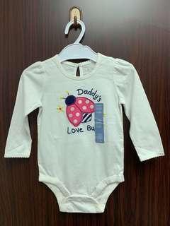 全新Baby Gap 棉質包pat 夾衣(6-12m)送平郵