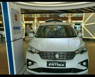 Promo all new Ertiga gx at dan mt