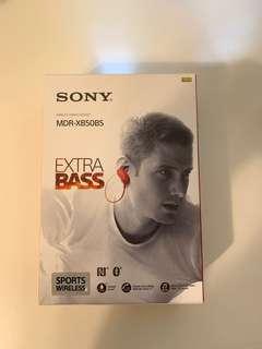🚚 Sony 藍芽耳機
