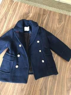 ZARA PEA COAT FOR BOYS AND GIRLS