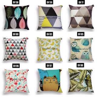 Sarung Bantal Sofa 40x40