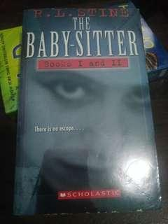 The Babysitter by RL Stine