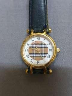 Burberry 石英女装錶。全部完装,準確!!