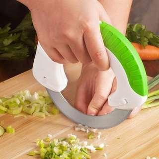 Rolling knife