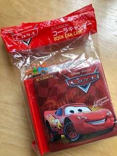 反斗車王 Cars Book Can Case 糖果盒 ,未拆封,糖果過期