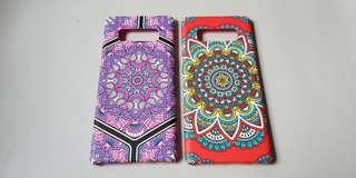 Samusng note 8 case 2 pcs