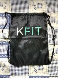 KFIT drawstring bag