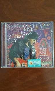 Santana : Supernatural Live (2-VCD set)